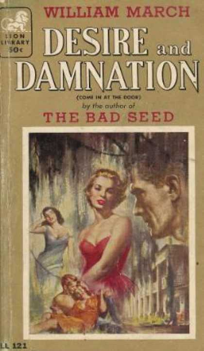 Lion Books - Desire and Damnation - William March