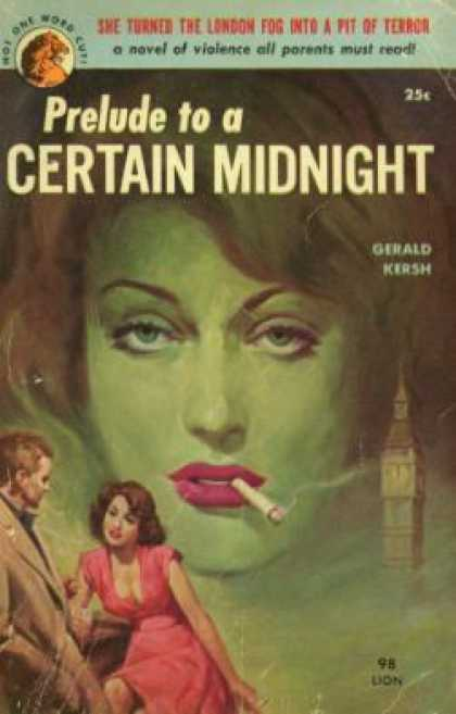 Lion Books - Prelude To a Certain Midnight