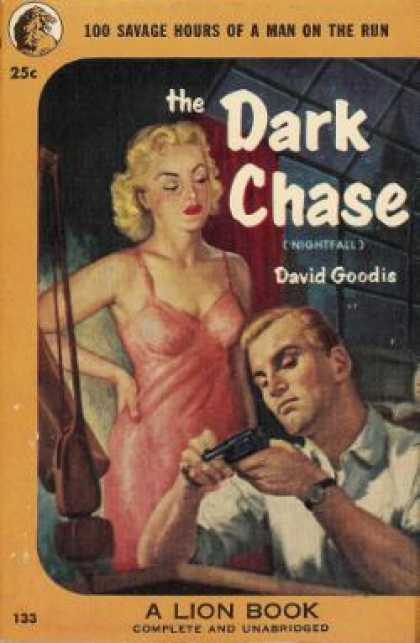 Lion Books - The Dark Chase