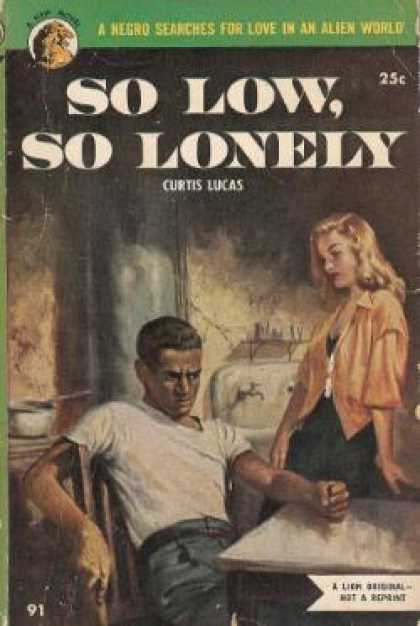 Lion Books - So Low, So Lonely - Curtis Lucas