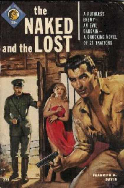 Lion Books - The Naked and the Lost - Franklin M Davis