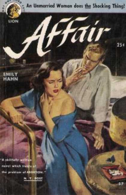 Lion Books - Affair - Emily Hahn