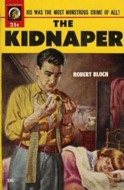 Lion Books - Kidnapper