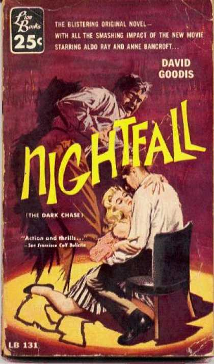 Lion Books - Nightfall - David Goodis
