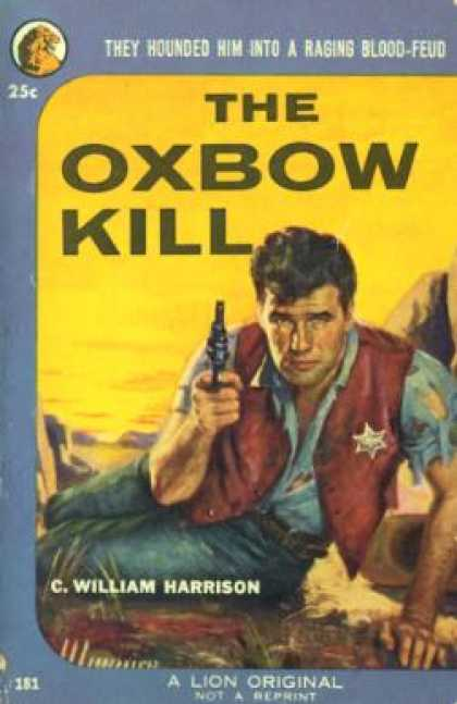 Lion Books - The Oxbow Kill - C. William Harrison