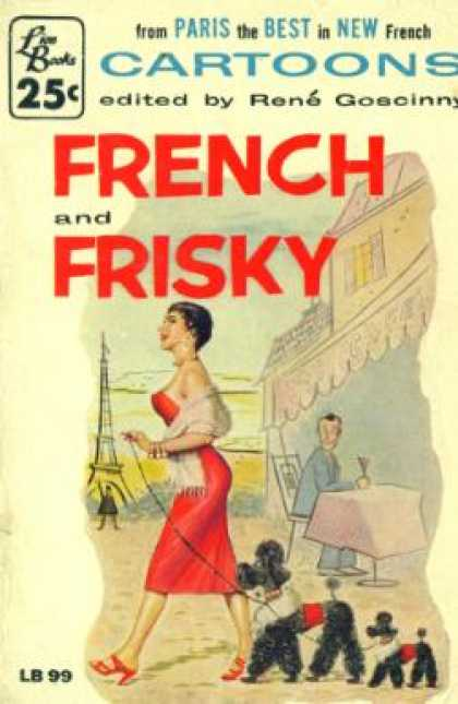 Lion Books - French and Frisky