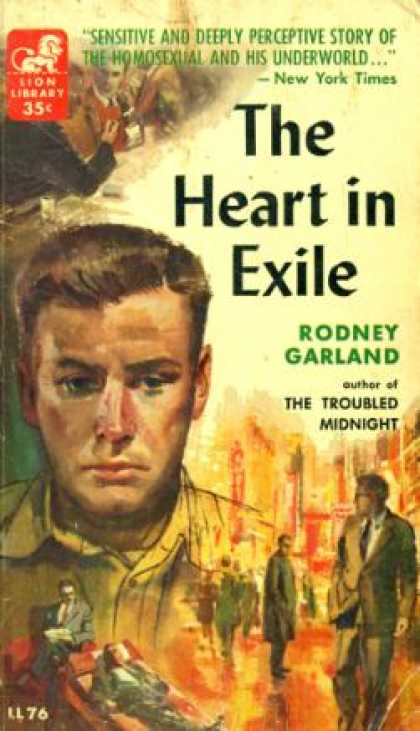 Lion Books - The Heart in Exile - Rodney Garland