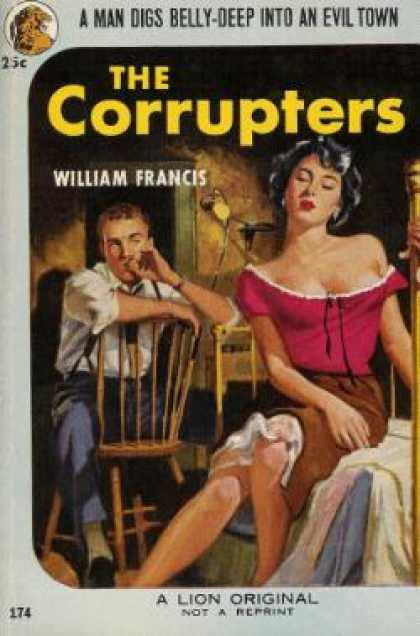Lion Books - The Corrupters - William Francis