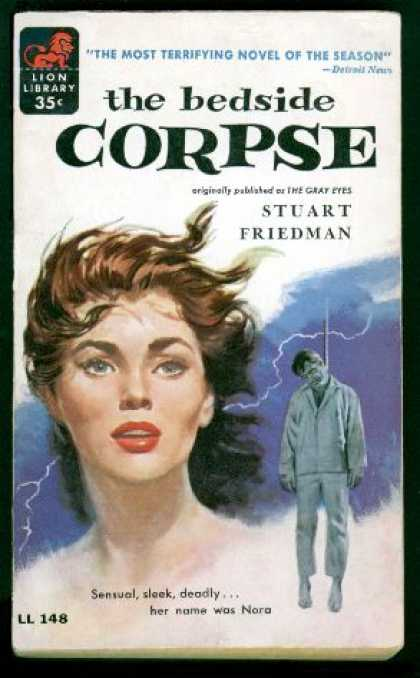 Lion Books - The Bedside Corpse