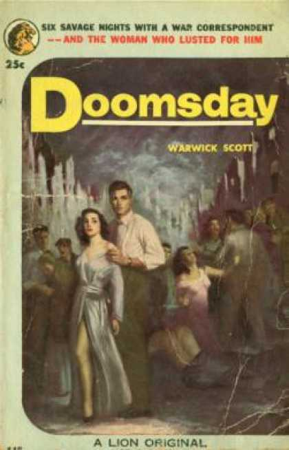 Lion Books - Doomsday - Warwick Scott
