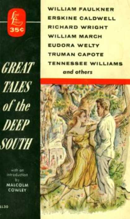 Lion Books - Great Tales of the Deep South - Charles Grayson