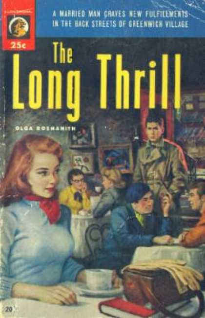 Lion Books - The Long Thrill