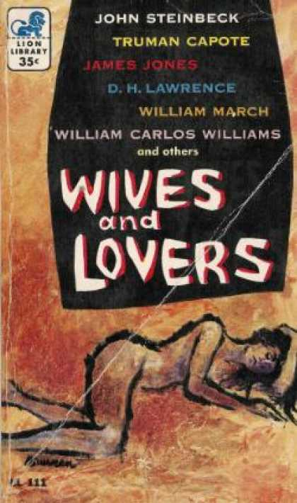 Lion Books - Wives and Lovers