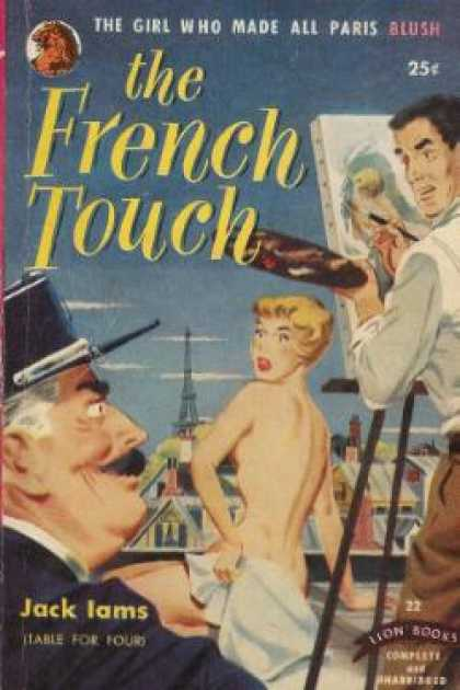 Lion Books - The French touch - Jack Iams