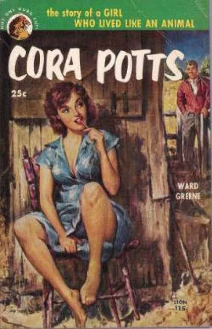 Lion Books - Cora Potts