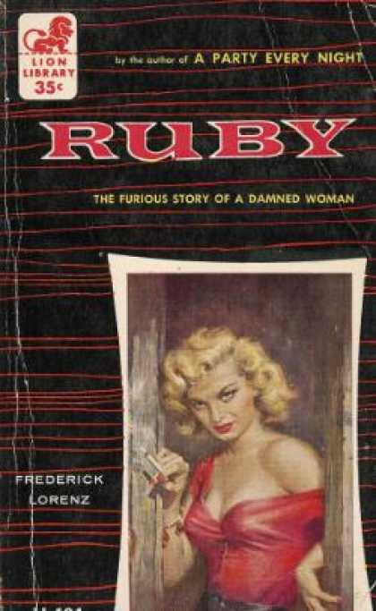 Lion Books - Ruby - Frederick Lorenz