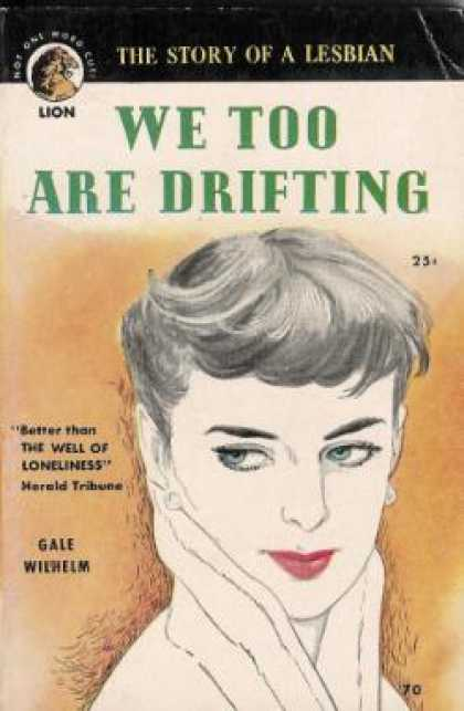 Lion Books - We Too Are Drifting