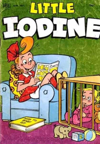 Little Iodine 12