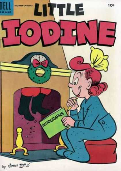 Little Iodine 27