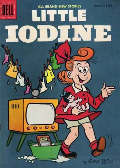 Little Iodine 36 - Classic - Comics - Children - Adventure - Mischief