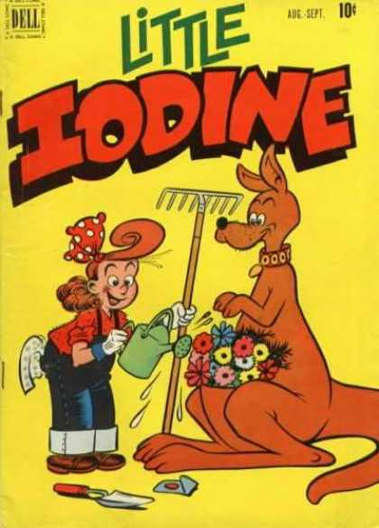 Little Iodine 7