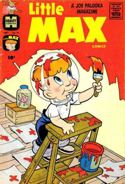 Little Max Comics 72