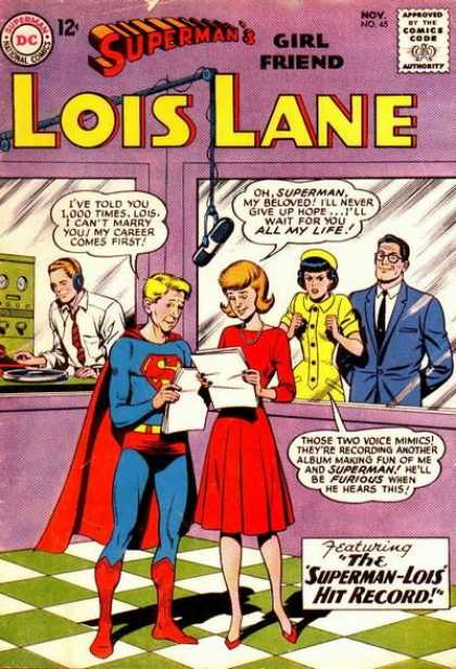 Lois Lane 45 - Lois - Lane - Studio - Superman - Producer