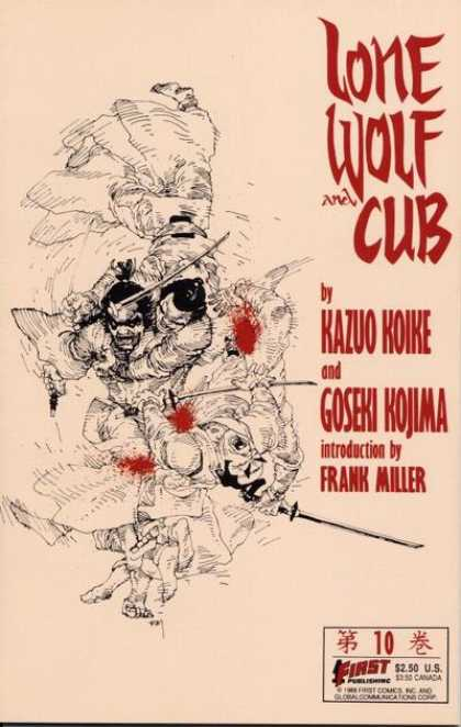 Lone Wolf and Cub 10 - Frank Miller