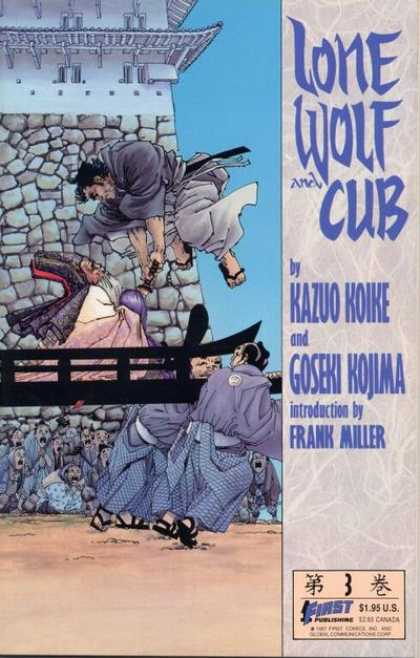 Lone Wolf and Cub 3 - Frank Miller