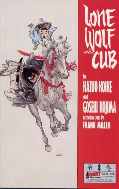 Lone Wolf and Cub 8 - Frank Miller