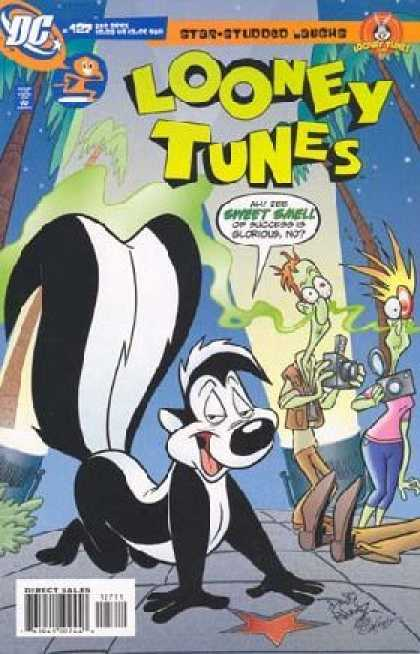 Looney Tunes 127 - Skunk - Star - Stink - Cameras - Night
