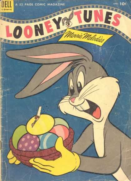 Looney Tunes 150 - Bugs Bunny - Easter - Basket - Eggs - Saw