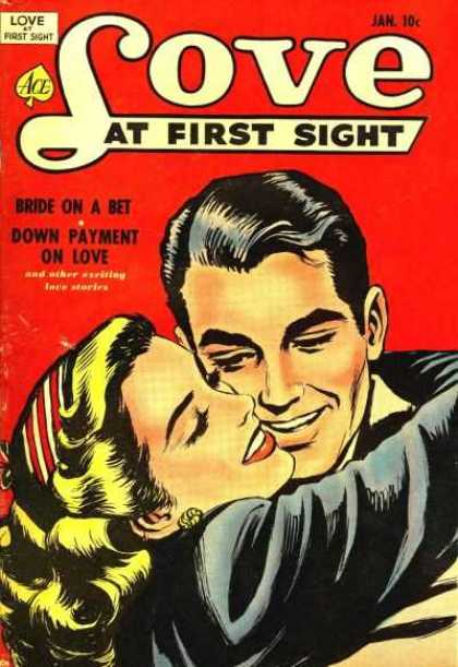 Love At First Sight 13 - Bride On A Bet - Down Payment On Love - Romance Comic - Embrace - Love Stories