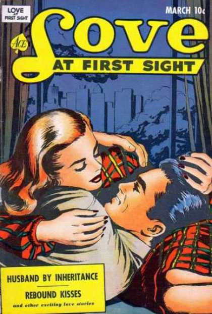 Love At First Sight 14 - March 10c - Ace - Husband By Inheritance - Rebound Kisses