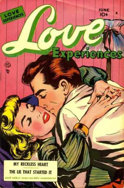 Love Experience 7 - Kiss - Embrace - Romances - True-to-life - Heart