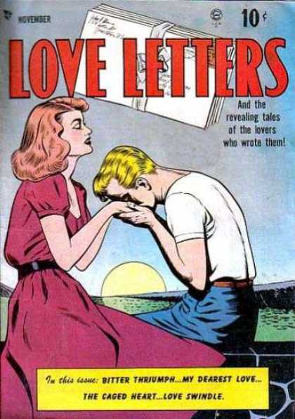 Love Letters 1 - November - Sunset - Redhead - Affection - Love Swindle