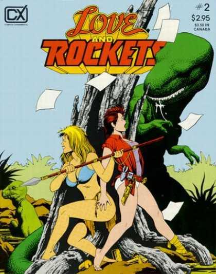 Love & Rockets 2