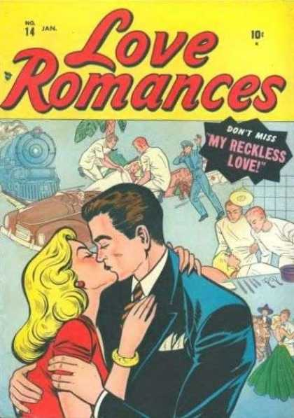 Love Romances 14 - My Reckless Love