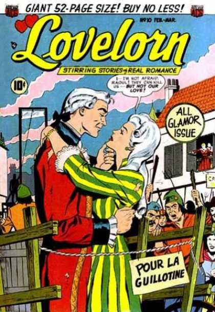 Lovelorn 10 - Giant 52-page Size - Glamor - Issue - Raoul - Mob