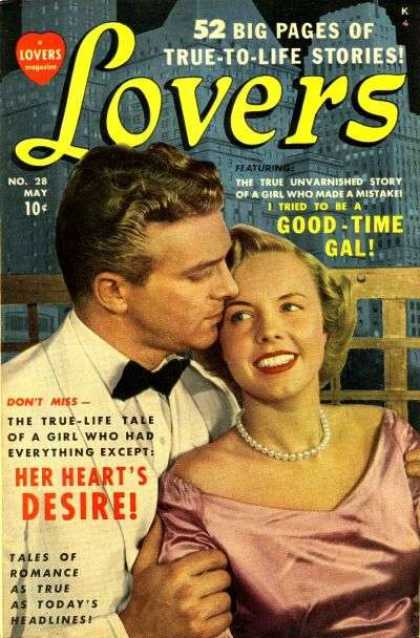 Lovers 28