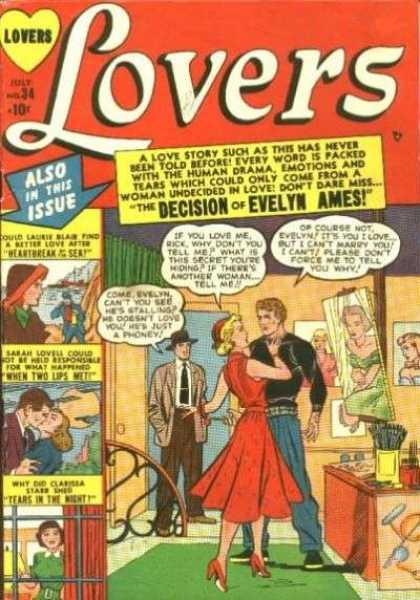 Lovers 34