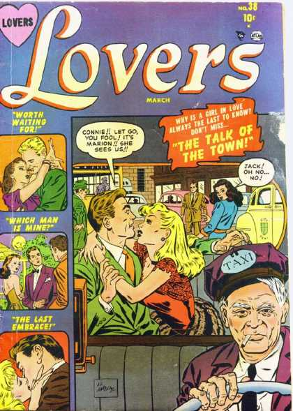 Lovers 38 - Al Hartley