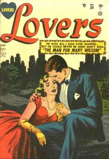 Lovers 39