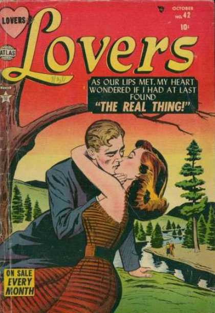 Lovers 42