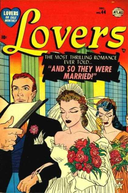 Lovers 44 - Dec No 44 - Wedding - Wedding Dress - Tuxedo - Flowers