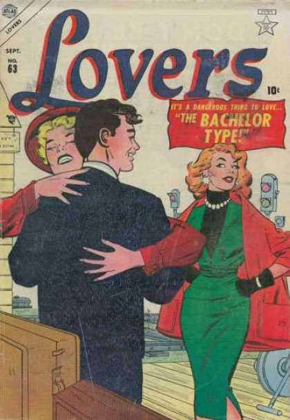 Lovers 63 - Hugging - Issue 63 - September Issue - 2 Ladies - Necklace