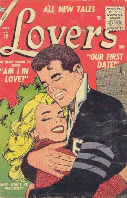 Lovers 72