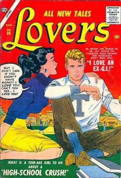 Lovers 86