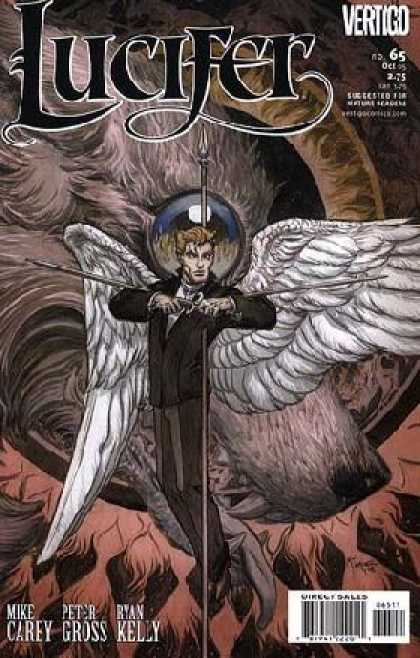Lucifer 65 - Vertigo - Lord Of Darkness - Angel Of Light - Rebel - Fallen One - Michael Kaluta