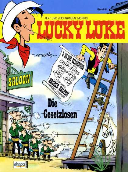 Lucky Luke 67